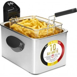 FriFri HSCCF7155 Duo Friteuse RVS