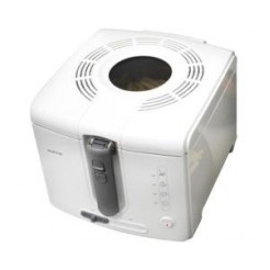 Inventum GF421W Friteuse 2000W Wit