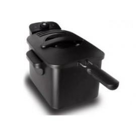 Inventum GF431B Friteuse Zwart 3L 2200W